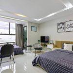 Bán gấp căn Officetel Garden Gate 33m2, gần sân bay Tân Sơn Nhất, nội thất đầy đủ, giá chỉ 1.8 tỷ