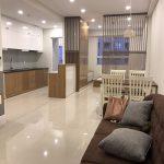 Cho thuê căn hộ 1 phòng ngủ chung cư The Botanica gần khu sân bay, full nội thất đẹp