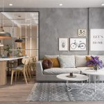 Chính chủ bán gấp căn hộ The Botanica 73m2 thiết kế 2 phòng ngủ, NT mới 100%