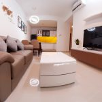 Golden Mansion apartment for rent with 2 bedrooms, fully furnished – 17.000.000 VND/ Month
