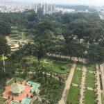 Cần bán gấp Garden Gate, 3 PN, full nội thất, 118m2, tầng trung, view công viên và quận 1 – 48tr/m2