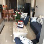 Cho thuê căn nội thất đầy đủ -mới 100%, Botanica premier-2PN. Giá 18tr/th(có thương lượng)