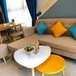 Cho thuê căn 2PN tại chung cư Botanica Premier đường Hồng Hà, nhà trống giá 12tr/tháng