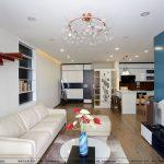 Cho thuê căn 96m2-3pn, chung cư Botanica Premier- Hồng Hà. Phòng căn góc, giá 23tr/tháng