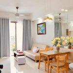 Chuyển công tác cần cho thuê Botanica Premier, 2 phòng ngủ, 69m2, căn góc, full nội thất, 17tr/tháng