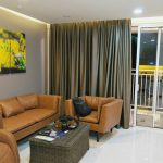 Cần cho thuê gấp căn 2PN chung cư Novaland đường Hồng Hà gần sân bay, tầng cao view công viên giá 16tr