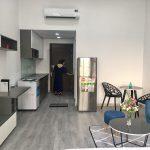 Cho thuê NHANH căn Officetel đầy đủ nội thất tại Garden Gate, 35m2, vừa ở vừa làm Văn phòng