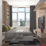 Hot! Căn hộ Novaland Hồng Hà, nội thất đầy đủ như hình, 96m2, có sổ hồng, giá 5.5 tỷ