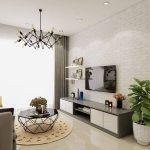 Cho thuê căn hộ 3PN Garden Gate, đầy đủ nội thất, 20 triệu. DT 87m2. View công viên