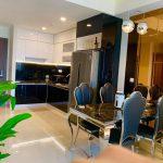 Tôi cần bán 3PN Garden Gate,DT 85m2, nội thất cao cấp, view CV. Giá 5.2 tỷ. có HĐMB