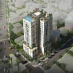 Tôi cần bán căn hộ Newton Residence, 2 PN, 76m2, tầng trung, view quận 1, giá 4.65 tỷ