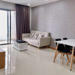 Cho thuê gấp căn hộ Novaland  Hoàng Minh Giám 2pn full NT, view sân bay hướng tây nam giá 19 tr bao phí