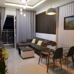 Chủ nhà cho thuê gấp CH The Botanica view hướng mát, căn góc, 2 phòng ngủ, giá 17tr/th