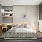 Cho thuê căn hộ CC cao cấp Golden Mansion, Q. Phú Nhuận, 2PN, 75m2, giá 17tr/th.