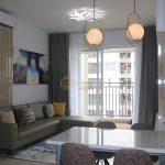 Cho thuê NHANH căn hộ 2PN Golden Mansion, đầy đủ nội thất, dt 69m2. Giá 16 triệu. View thoáng