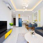 Căn hộ ở liền đã hoàn thiện đầy đủ nội thất CC Orchard Parkview thiết kế 3PN, 4.98 tỷ (còn thương lượng)