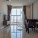 Cho thuê căn hộ Orchard Park View mát mẻ, 2PN full toàn bộ nội thất, view TN giá 17tr/th