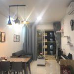 Cần cho thuê lại căn 2PN 2WC, đầy đủ nội thất, nhà mới ở chung cư Golden Mansion giá 17 tr/th