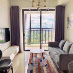 Cho thuê căn hộ Botanica Premier 2phòng ngủ, đã có nội thất như hình, tầng cao. Giá chỉ 18tr/th.