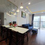 Cần cho thuê căn hộ Orchard Parkview, 88m2, căn góc, full nội thất ở, giá 22tr