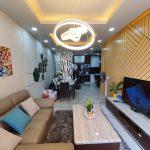 Garden Gate bán căn xx.08 3PN, view cv Gia Định. Có HĐMB, giá 5.5 tỷ full thuế phí