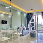 Gấp – Bán nhanh căn hộ nội thất đẹp tại tháp GM1-Golden Mansion, 69m2 2PN. Tầng cao view nam thoáng mát. Giá 4.38 tỷ