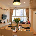 Hàng hiếm – Bán căn hộ 2PN 73m2 Đông Tứ Trạch tại Orchard Garden Novaland. Giá 4.4 tỷ. Có sẵn HĐ thuê